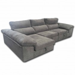 SOFA CAMA GABANNA CHAISELONGUE 3 PLZ